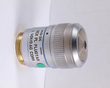 Leica HCX PL FLUOTAR L 40x CORR Long WD M25 Infinity Microscope Objective