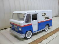 1964-67 BUDDY L - US MAIL Van Delivery Truck Pressed Steel Toy