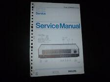 Original Service Manual  Philips  Philips 22RH640