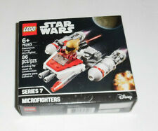 LEGO Star Wars Resistance Y-Wing Microfighter 75263 86 Piece Building Set Toy