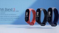 """Xiaomi Mi band 3 Smart Bracelet Connecté 0,78""""(NOIR) Original version Globale"""
