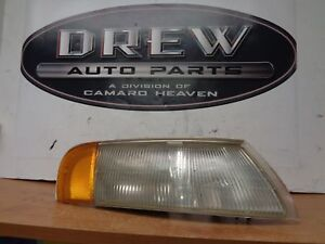 Front Lamp MERCURY SABLE Right 92 93 94 95 Turn Signal Light