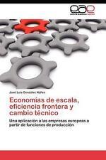 Economias de Escala, Eficiencia Frontera y Cambio Tecnico: Una aplicaci??n a las
