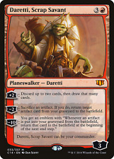 Magic the Gathering (MTG) Daretti, Scrap Savant - Commander 2014 - Red