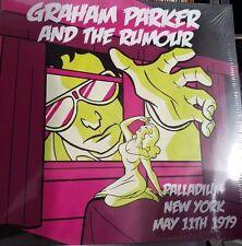 GRAHAM PARKER AND THE RUMOUR 'MY PALLADIUM' 1979 RSD 2017  2 X VINYL LP