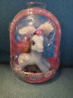 "Rare My Little Pony ""Rainbow Dash"" w/ Bunny Ears!  By Hasbro 2008"