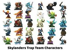 Skylanders TRAP TEAM Characters Lot - COMPLETE YOUR COLLECTION - Tested