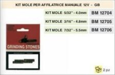 """KIT MOLE FOR AFFILACATENA sharpener CHAINSAW ELECTRIC 12V 7/32"""""""