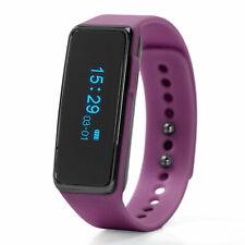 Smart Watch FITNESS TRACKER Nuband Active + Activity and Sleep Tracker - Purple