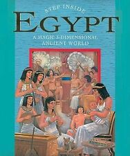Egypt: A Magical 3-Dimensional Ancient World (Step Inside), Randall, Ronne, New