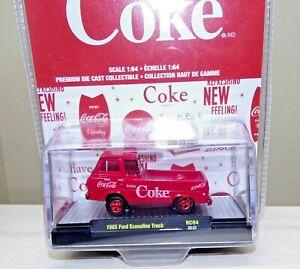 CHASE M2 Machines 1965 Ford Econiline Coca Cola Coke truck AC04 750