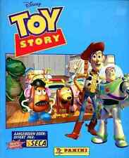 ALBUM FIGURINE PANINI Complet DISNEY TOY STORY 1995 stickers image vignette card