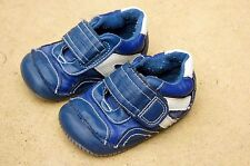 Mothercare Baby Boy Blue Shoes - Size 2