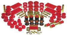 Prothane 67-69 Camaro Firebird / 68-74 Nova Complete Suspension Bushing Kit Red