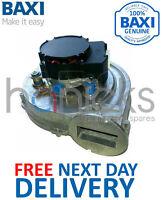Baxi 50, 80, 100 HE Plus Fan 720011701 5109925 Genuine Part | Free Del *NEW*