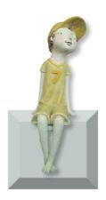 Kantenhocker Junge Mattie Figur Skulptur Kunstobjekt Deko LessColours 45cm