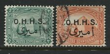 Egypt 1915 Officials used