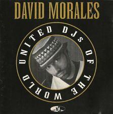 DAVID MORALES = United Djs of the World = CD = DEEP HOUSE GARAGE !!