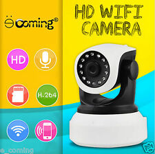 Wireless 720P HD IP Camera Night Vision P2P Monitor Audio Record WIFI CCTVCamera