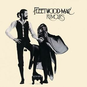 Fleetwood Mac RUMOURS Album Cover Print Poster Wall Art Picture A4 +