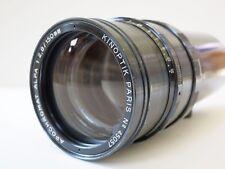 Alpa Kinoptik Paris Apochromat 150mm f/2.8 Lens Alpa Mount Rare E+