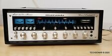 Vintage Marantz 4230 Stereo Receiver, Repaired, The Wood Newly Painted Black