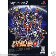 Used PS2 Super Robot Wars Taisen Alpha 3  SONY PLAYSTATION JAPAN IMPORT