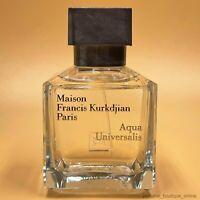 Maison Francis Kurkdjian Aqua Universalis Eau De Toilette 2.4 oz 70ml New Sealed