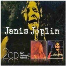 JANIS JOPLIN - I GOT DEM OL' KOZMIC BLUES AGAIN MAMA/LOVE, JANIS 2 CD NEU