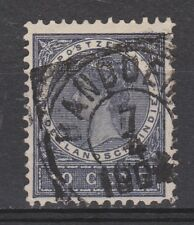Nederlands Indie Netherlands Indies Indonesia 48 CANCEL BANDOENG Wilhelmina 1903
