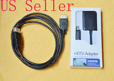Micro USB 2.0 Cable for Samsung Galaxy Note 3 P600 10.1 Tab to HDMI HDTV Adapter