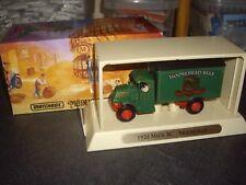 GREAT BEERS  MATCHBOX YGB09 1920 MACK AC  MOOSEHEAD