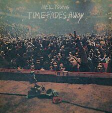 Neil Young tiempo se desvanece lejos Vinilo Lp Remasterizado Nuevo y Sellado