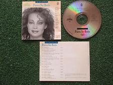 """PALOMA SAN BASILIO """"Lo Mejor De - Vida Cotidiana Y..."""" RARE 1991 PROMO Spain CD"""