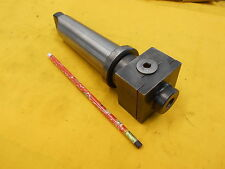 "5 MORSE TAPER - 2 1/4"" BORING HEAD mill tool holder bar mt milling machine"