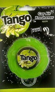 Car Air Freshener Tango Apple x 1 Hanging Car Air Freshener