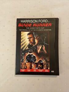 Blade Runner DVD Harrison Ford Directors cut