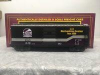 Mth Seminar-Year 2000 40' Single Door Boxcar 20-93038