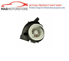 INTERIOR BLOWER FAN MOTOR LHD ONLY ZZVF ZV30528 L NEW OE REPLACEMENT