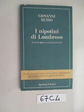 Russo I NIPOTINI DI LOMBROSO (67 C 4)