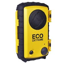 Ecoxgear Waterproof Portable Speaker Case for iPhone,iPod,Mp3,Smartphon e Yellow