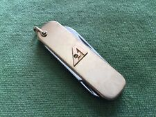 1/20-12KTGF SLEEVEBOARD POCKET SMALL KNIFE