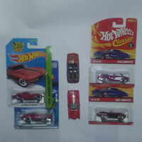 Hot Wheels LOT 6 HTF Corvette Variations With Mystery and Classics Free Shipping