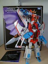 Transformers Masterpiece MP-11 Starscream Takara Tomy