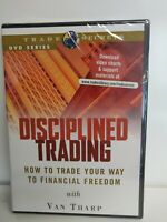 Disciplined Trading: How to Trade Your Way to Financial Freedom (DVD, 2005) New