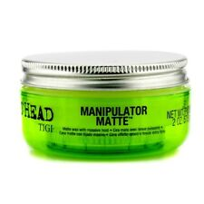 NEW Tigi Bed Head Manipulator Matte - Matte Wax with Massive Hold 2oz Mens Hair