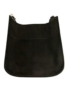 Ahdorned Messenger Black , Strap Not Included NWT