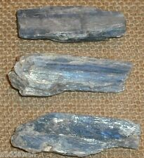 Kyanite Blue Crystal Raw Natural Blade 20-30 mm x 5 !!!