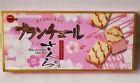"Bourbon ""Blanchul, Mini Chocolate Sakura"", Cookie Sandwiches, 1 pack, Japan"