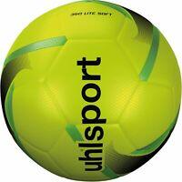 uhlsport Medusa 350 Lite Soft Fußball Sport Training Spielball Fußball Gr. 5